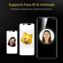 Load image into Gallery viewer, ESR ULTRA CLEAR CASE FRIENDLY TEMPERED GLASS + INSTALLATION FRAME FOR IPHONE X/XS (RP)