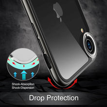 Load image into Gallery viewer, ESR IPHONE XR HYBRID AMOR BUMPER HOOP LITE CASE BLACK 4894240069448 (RP)