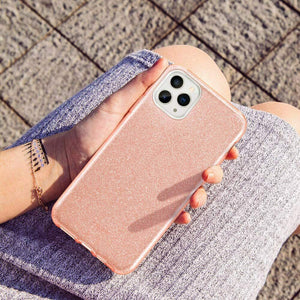 ESR IPHONE 11 PRO MAX MAKE UP GLITTER CASE CORAL (RP)