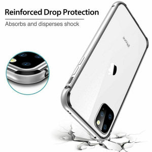 ESR IPHONE 11 PRO MAX EDGE GUARD SILVER (RP)