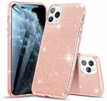 Load image into Gallery viewer, ESR IPHONE 11 PRO MAKE UP GLITTER CASE CORAL (RP)