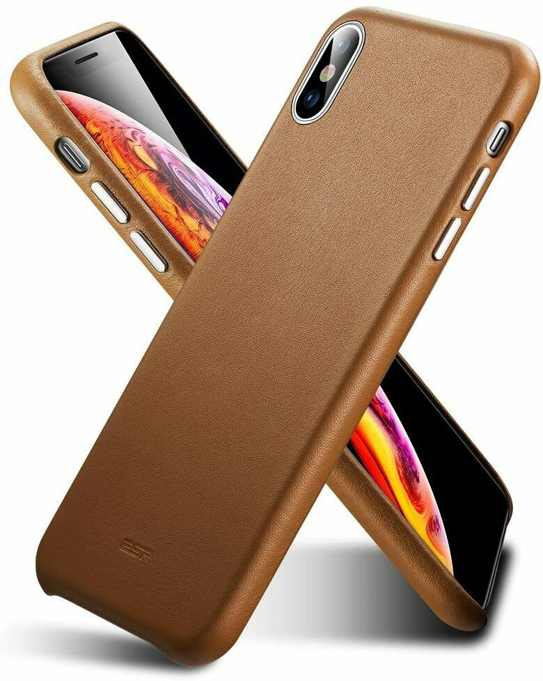 ESR IPHONE XR-OXFORD-BROWN (RP)