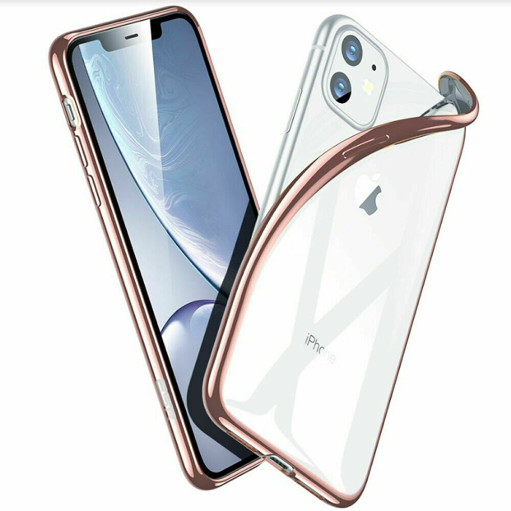 ESR IPHONE 11-ESSENTIAL CROWN-ROSE GOLD (RP)