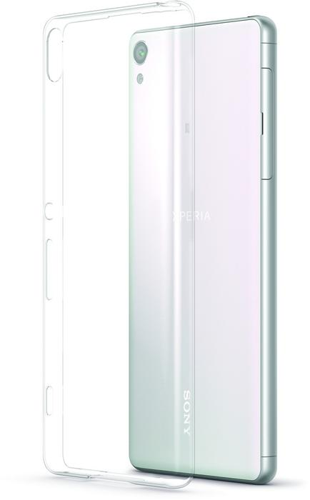SONY XPERIA XA STYLE CLEAR COVER TRANSPARENT SBC24CL (RP)