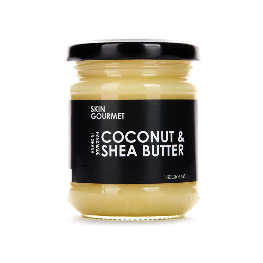Coconut & Shea Butter 100g