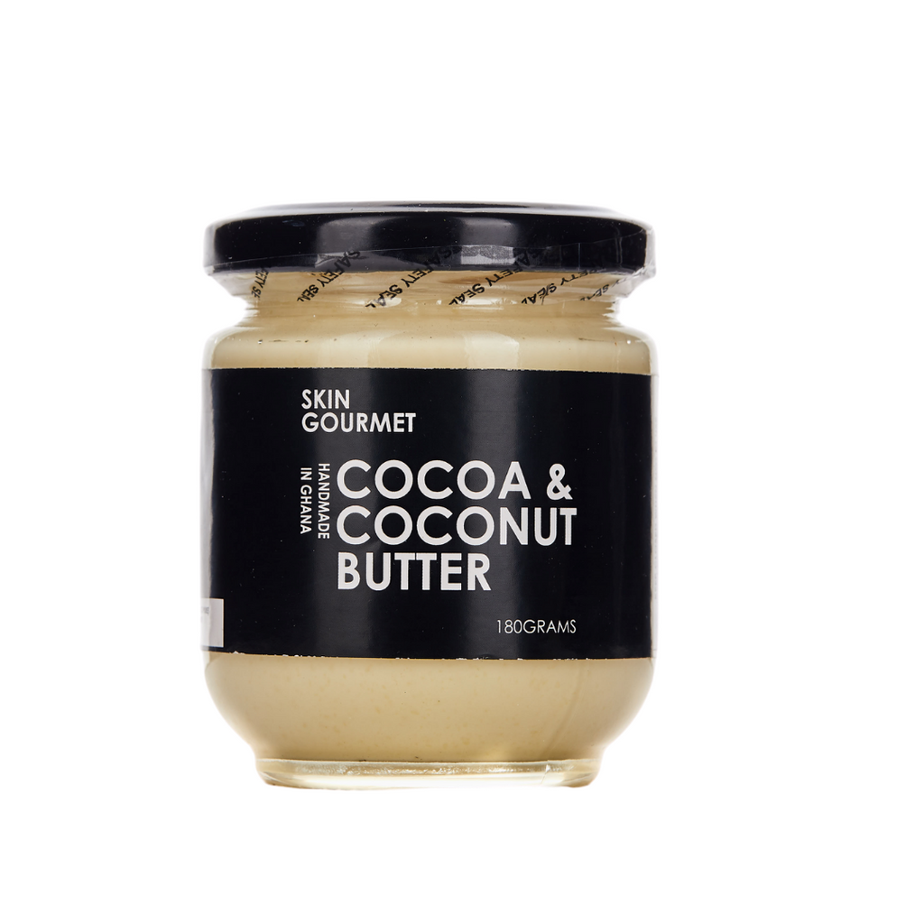 Cocoa & Coconut Butter 100g - SKIN GOURMET