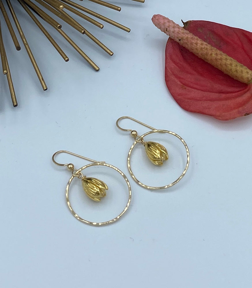 2020 Pīkake Wale Nō  Hoop Earrings