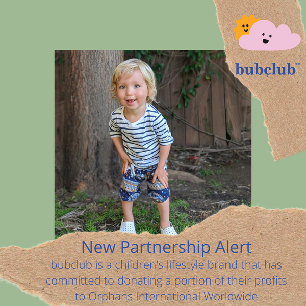 Bubclub Extends Social Reach Further With Orphans International Worldwide Strategic Partnership!
