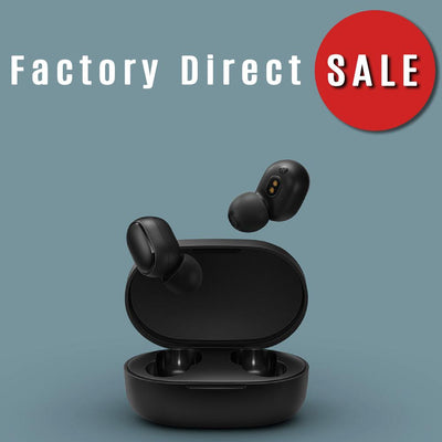 TWS Bluetooth Earphone Wireless Headphone Stereo Headset Mini Earbuds for iOS & android