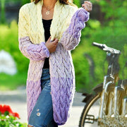 Plus Size Outerwear Sweater Coats