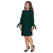Women Dress 6XL Large Size vestidos Dress Office Lady Elegant Plus Big Size