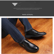 Handmade Genuine Leather Men Shoes Business Fashion Men Casual Shoes Brand Shoes Men