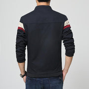 Men Fashion cotton Casual Sportswear jackets and Coats