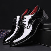 Dress Shoes Men Formal Shoes Pointed Toe Business Wedding Italian Shoes