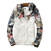 Women's Hooded Jackets Causal windbreaker Women Basic Jackets Coats Sweater Zipper Lightweight Jackets Bomber Famale