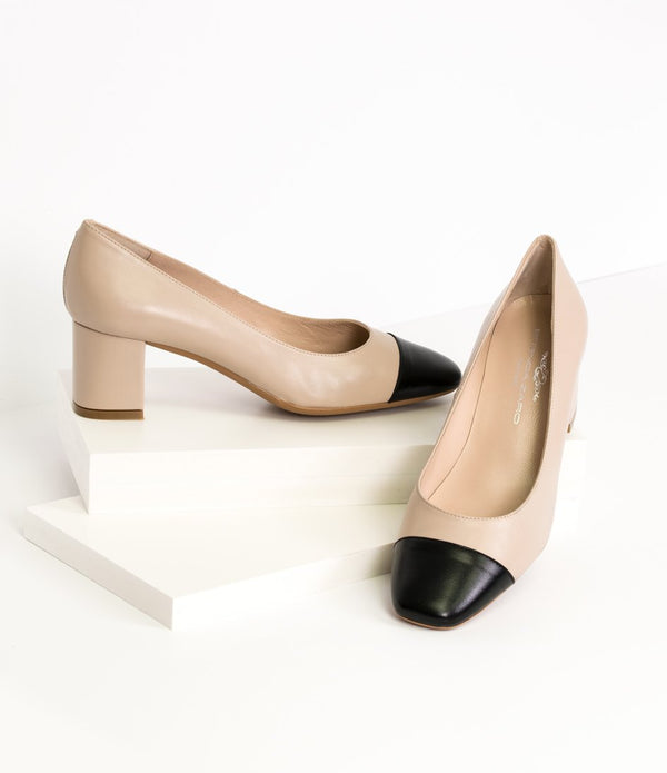 MAR NUDE Pump