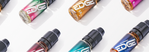 Roses are Red, Violets are Blue, if You Love to Vape, then EDGE is for You