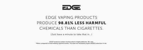 Our mission: to be the safest vaping brand in the world