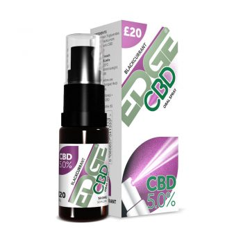 Our EDGE CBD Oral Sprays are now live