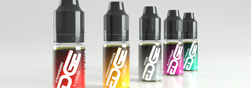 EDGE - The UK's Number 1 Vape Liquid Brand