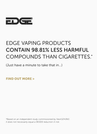 Getting An EDGE On The UK Menthol Ban