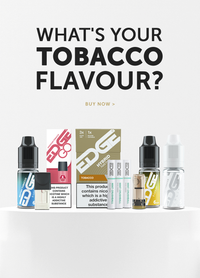Best e-liquid flavours and strengths to use with the HYBRID