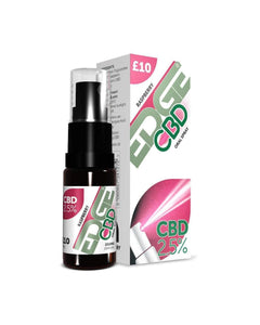 CBD Oral Spray - Raspberry