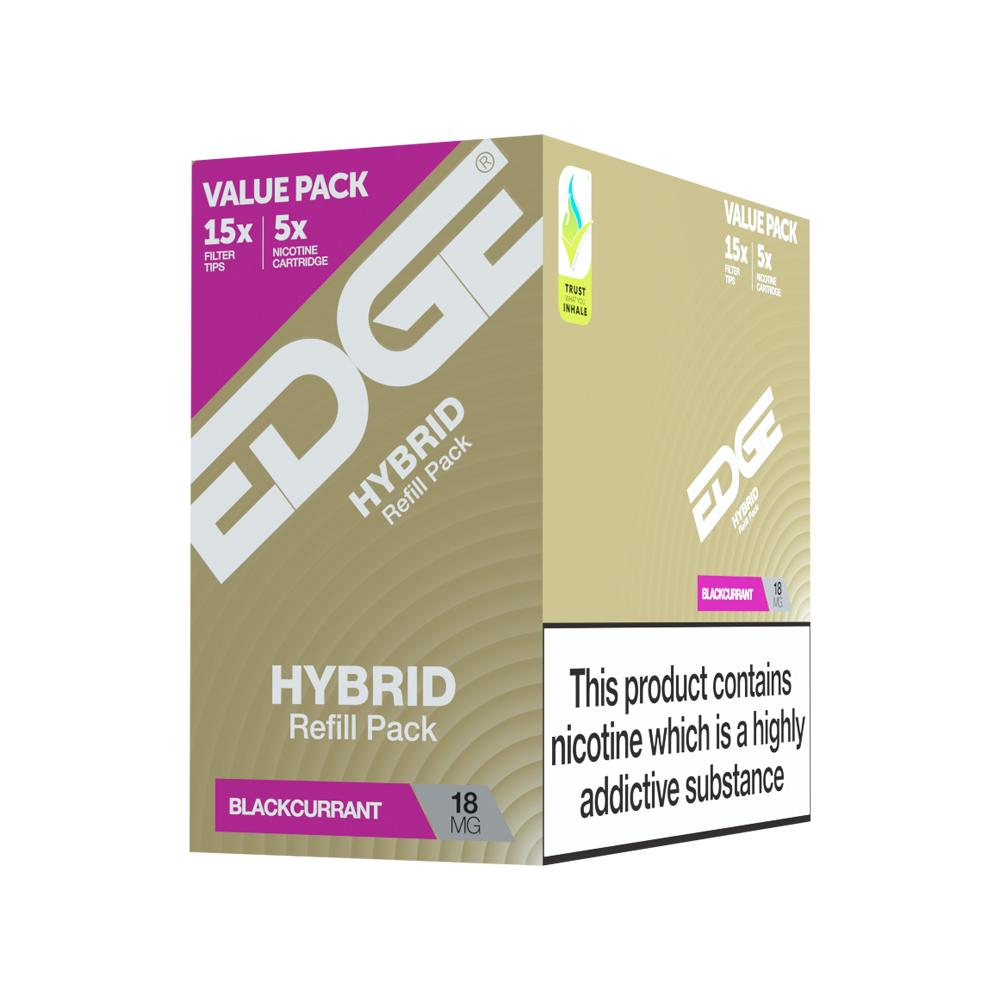 EDGE Hybrid - Blackcurrant Pod - Pack of 5