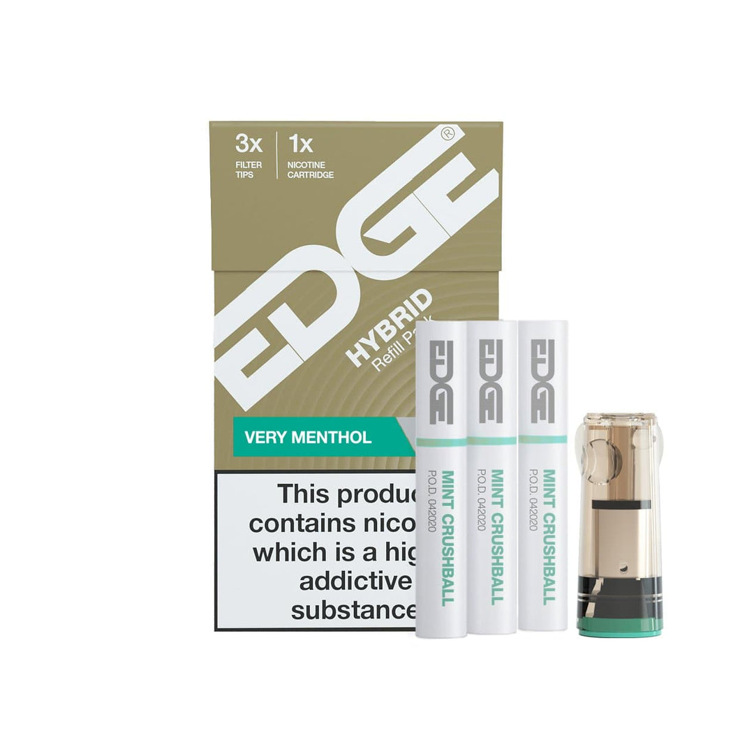 EDGE Hybrid - Very Menthol Refill Pack
