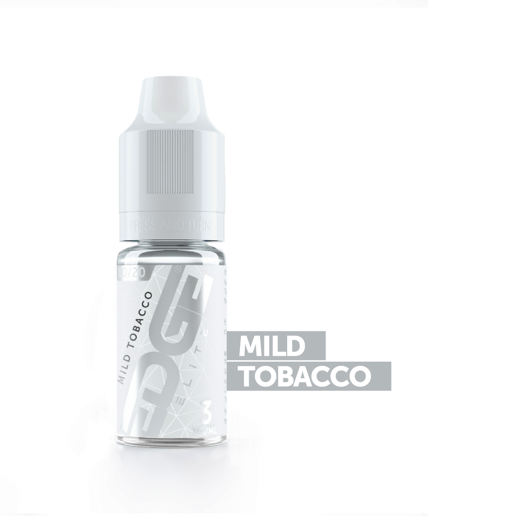 EDGE Elite - Mild Tobacco HVG E-Liquid