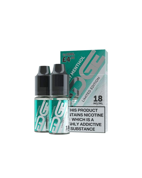 Very Menthol E-Liquid - Limited Edition 2-Pack