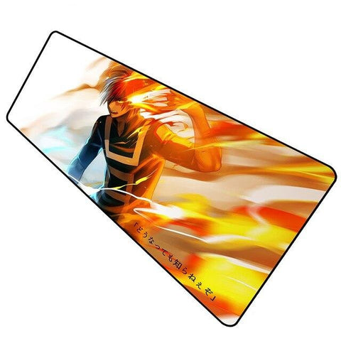 Tapis de souris My Hero Academia Shoto