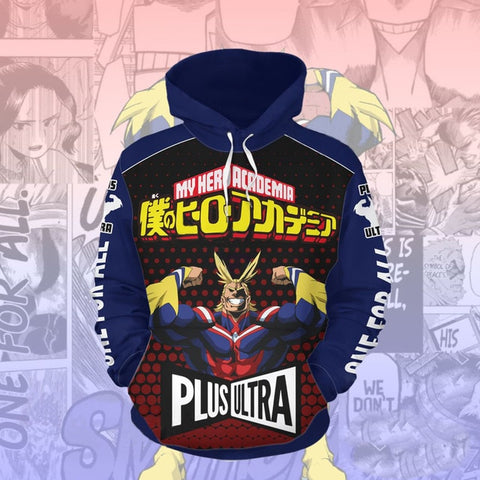 Sweat All Might MHA