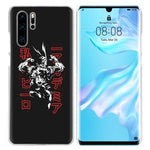 Coque Huawei my hero academia All Might izuku