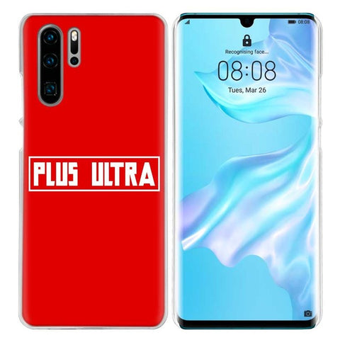 Coque Huawei my hero academia Plus Ultra
