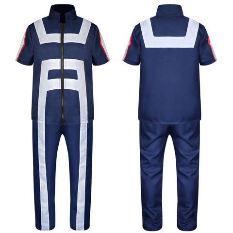 Tenue de sport my hero academia