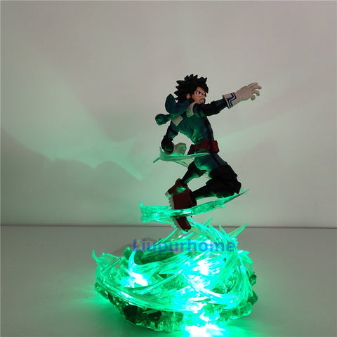 Figurine LED Izuku Midoriya my hero academia