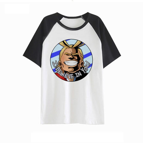 T shirt All Might my hero academia
