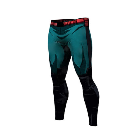 Legging my hero academia izuku