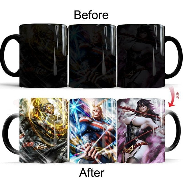 Mug my hero academia All Might