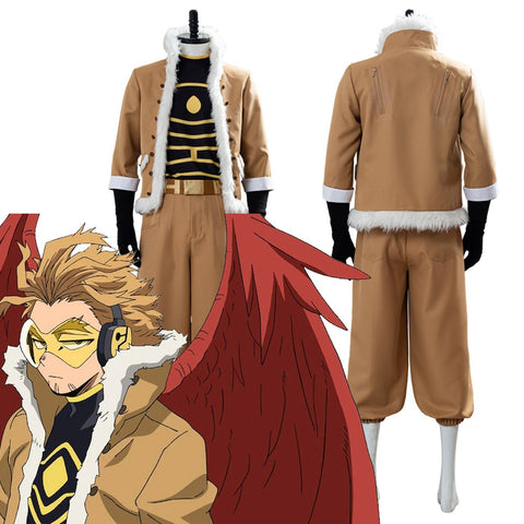 Cosplay My Hero Academia Hawks