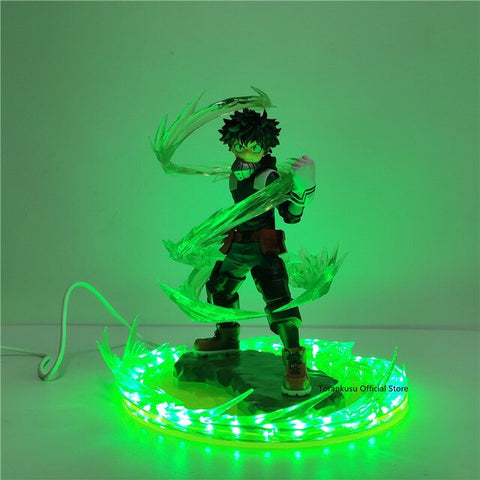 Figurine led My Hero Academia DEKU