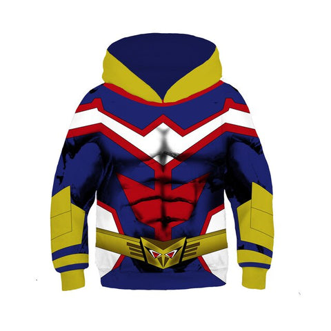 Sweat enfant My hero academia All Might
