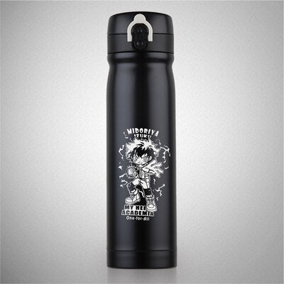 Thermos My Hero Academia Izuku Plus Ultra