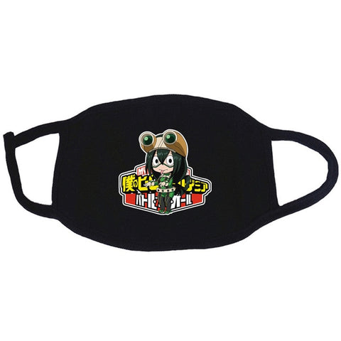 Masque facial My Hero Academia Tsuyu Asui