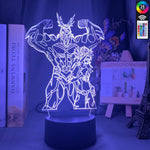 Lampe My Hero academia All Might