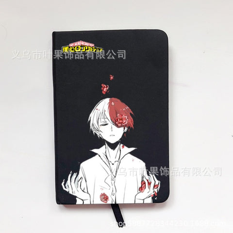 Cahier my hero academia Shoto