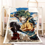 Plaid My Hero Academia Izuku Midoriya