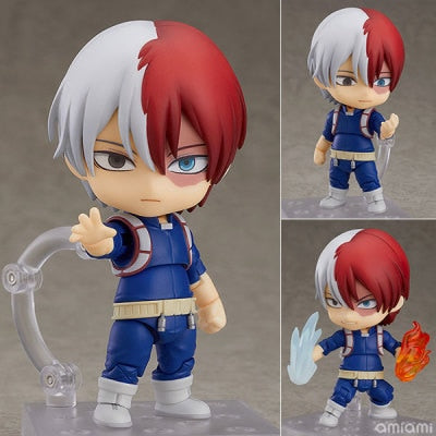 Figurine Bobble Head My Hero Academia Shoto
