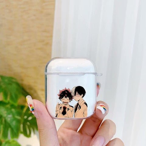 Etui Airpods My Hero Academia Shoto Izuku